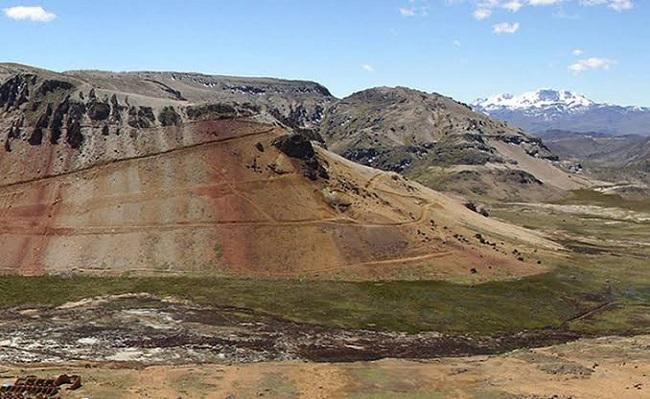 Bear Creek producira mas plata en mina Corani
