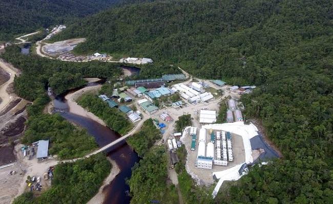 Ecuador Fruta del Norte a punto de entregar su primera produccion de oro