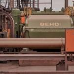 Las bombas GEHO son el alma de la operacion minera de SIMEC en Whyalla, Australia