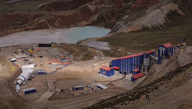 Volcan espera que proyecto Romina entre a produccion el 2022