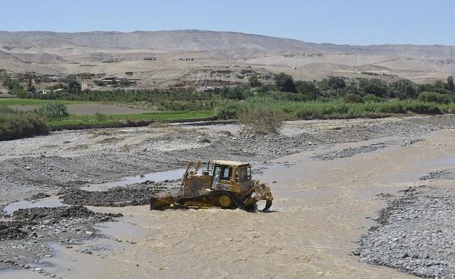 Anglo American realizara trabajos de encauzamiento del rio Moquegua