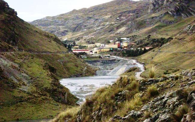 Nexa propone implementar nueva linea de transporte de relaves en Pasco