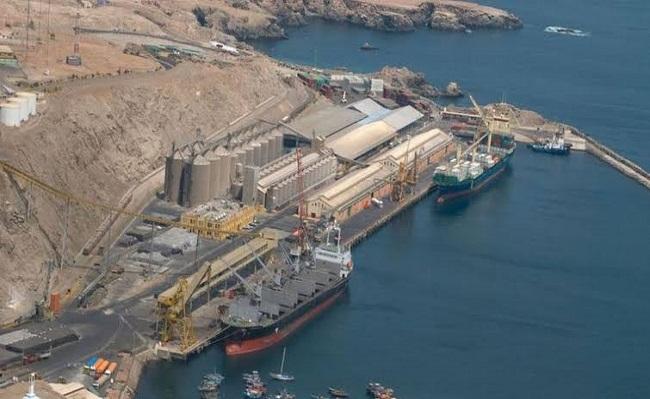 Tia Maria amplian intervencion de Fuerzas Armadas en puerto de Matarani