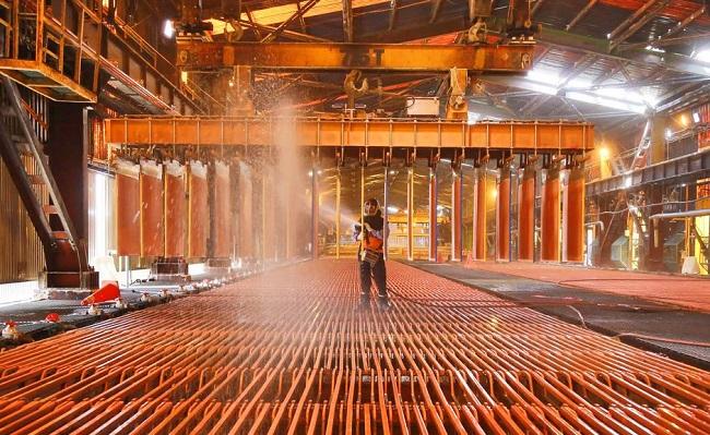 BBVA Research precio del cobre promediara los US$2,70 la libra este 2020