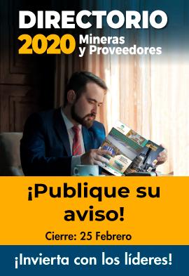 DIRECTORIO RUMBO MINERO 2020 – LATERAL