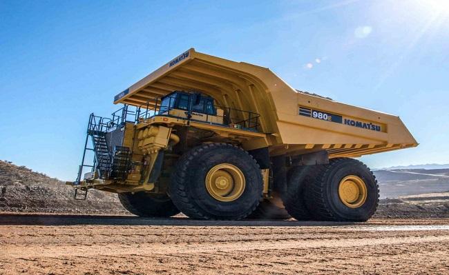 Anglo American y Williams Engineering crearan el primer camion minero de hidrogeno del mundo