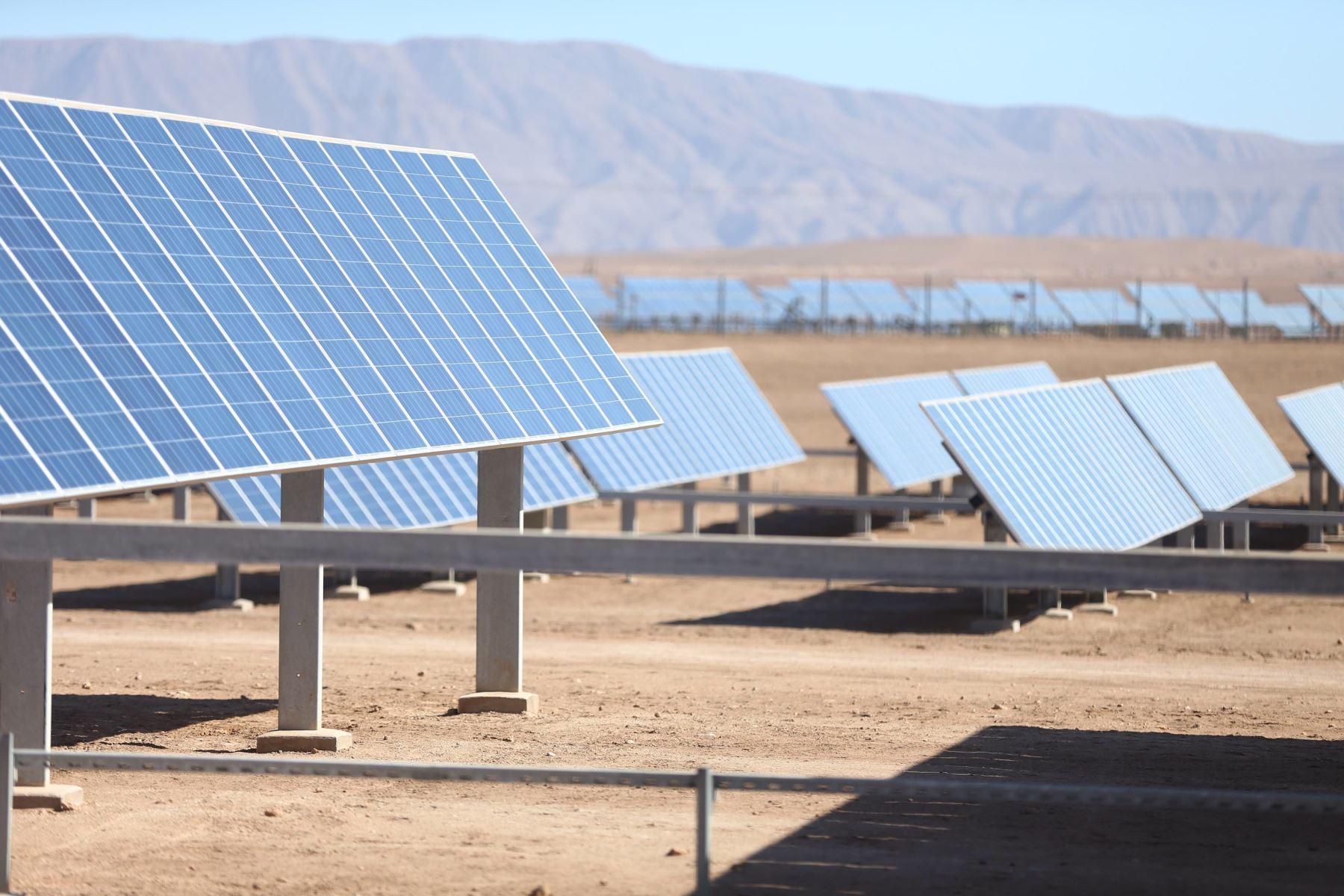 Energias renovables siguen creciendo en generacion electrica a nivel mundial