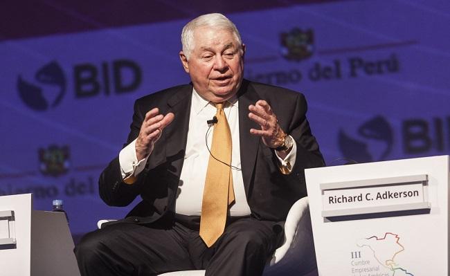 Freeport considera que no es el momento para grandes fusiones y adquisiciones