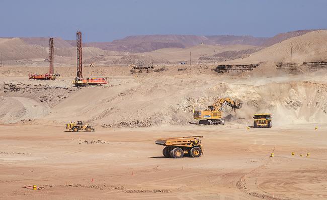 Gold Fields explora tres proyectos en el norte, centro y sur del Peru