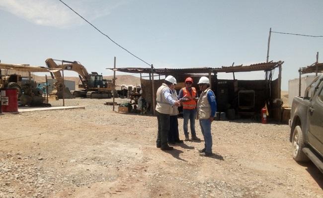 Gore Tacna verifico que se cumplan normas medioambientales en minas