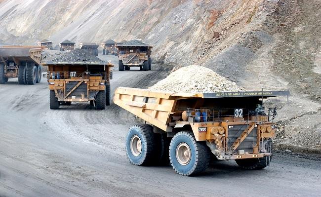 Historico Newmont reporta 100 millones de onzas de oro como reservas