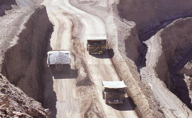 MMG definiria a fin de ano si utiliza un mineroducto en Las Bambas