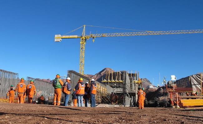 Mineria impulso en 4 el crecimiento de la inversion privada