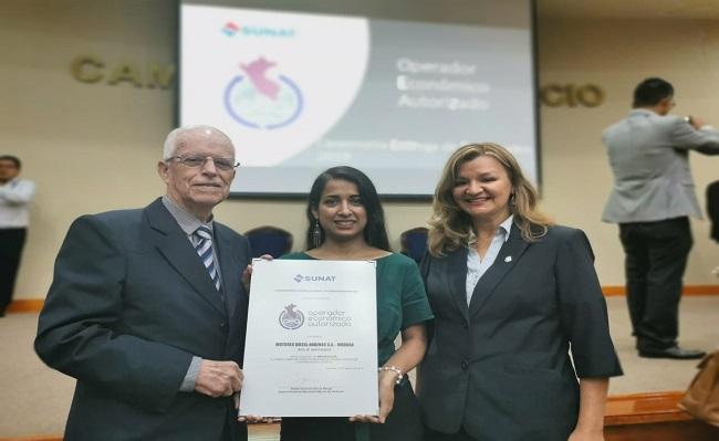 Modasa obtiene la certificacion OEA Importador
