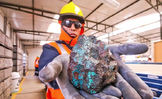 Peru entre los primeros lugares del ranking mundial de produccion y reservas mineras