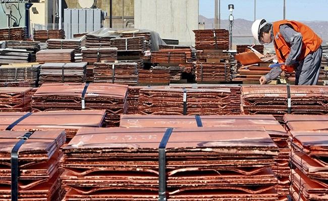 SNMPE Exportaciones cupriferas sumaron US$ 13,893 millones en el 2019