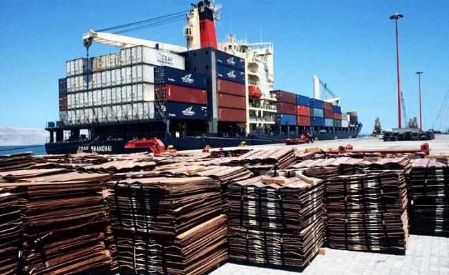 exporta mineria