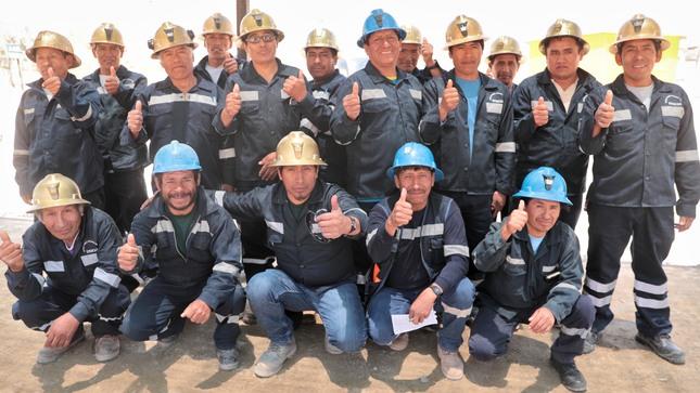 mineros artesanales arequipa