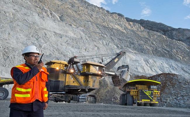 trabajo mineria reactivacion
