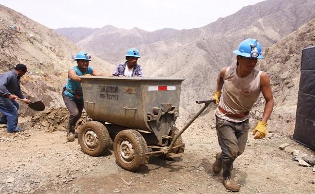 transfieren formalizacion minera