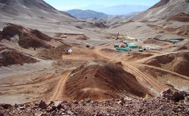 los calatos proyecto minero