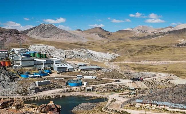 mina inmaculada y pallancata operan