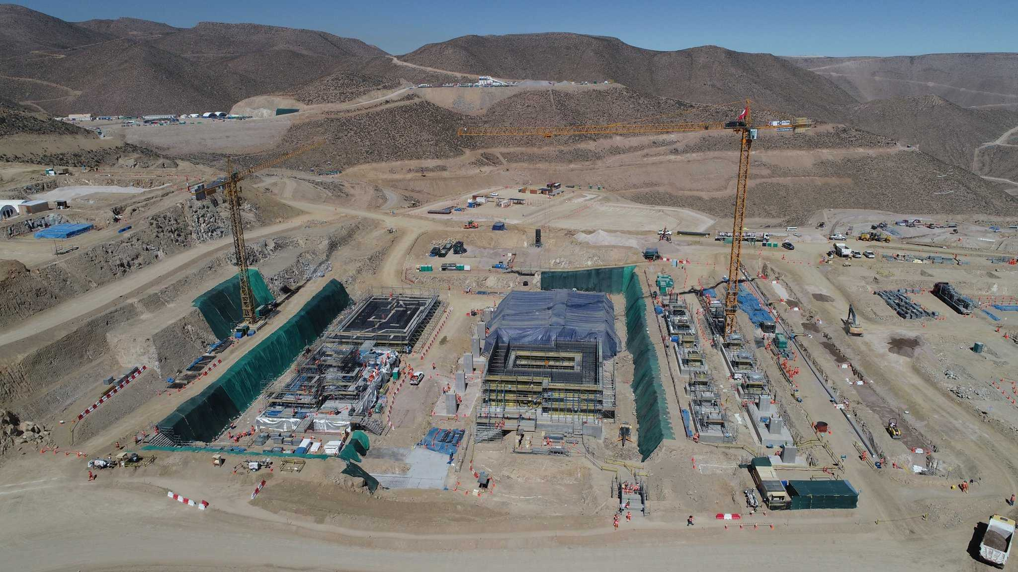 pmb proyectos mineros