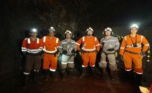 Voladura Webgen de Orica en minera Nexa Vazante