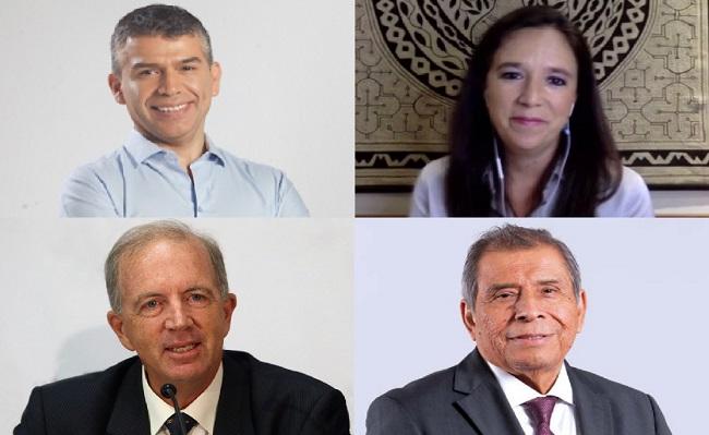 lideres politicos mineria