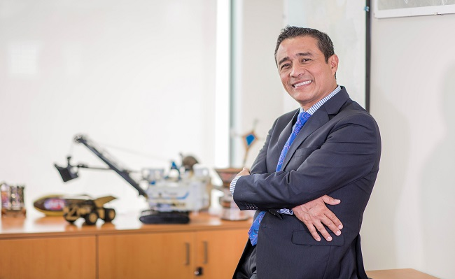 LUIS RIVERA - VP Ejecutivo - Gold Fields Las Americas - II