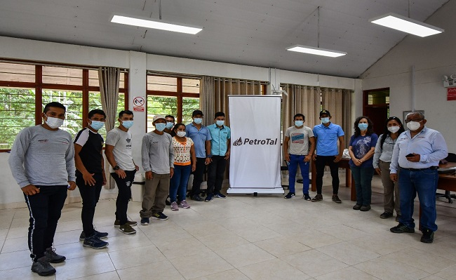 Familias de Puinahua seran capacitadas por el Proyecto de Asistencia Tecnica Integrada de Petrotal