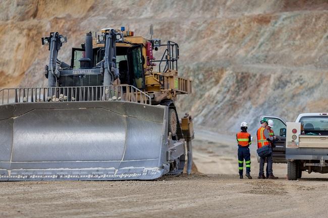 Minería. Proyectos