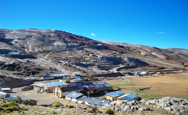 Mining Plus se encargara del diseno de la expansion de la mina de plata Bethania en Huancavelica