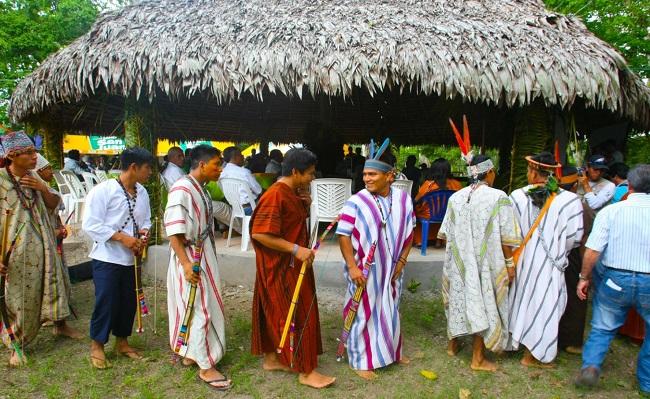 comunidades indigenas plataforma