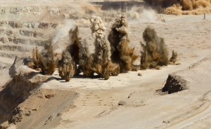 explosivos para mineria