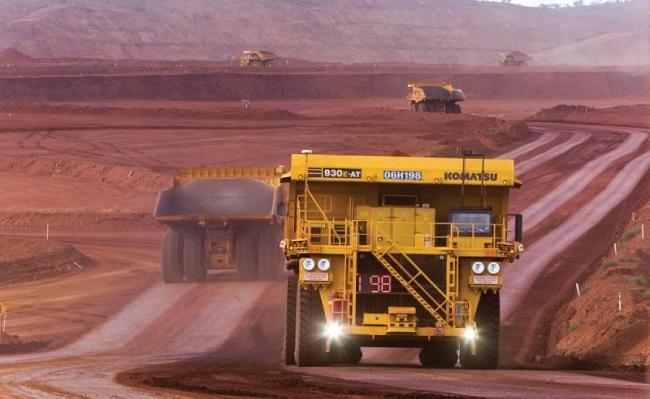 produccion minera inei