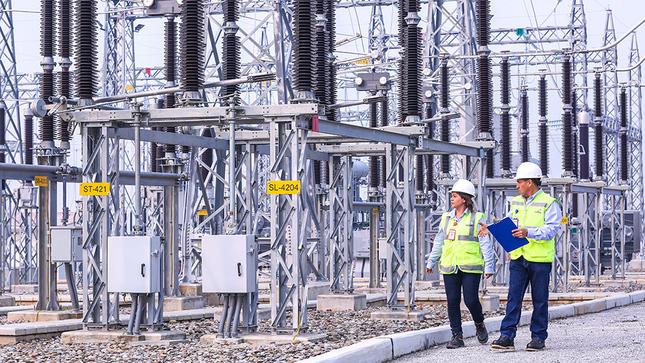 sistema electrico peruano