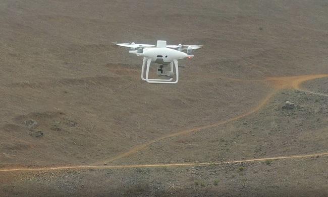 Drones - Osinergmin