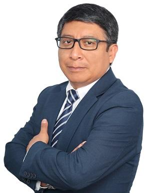 Ing. Luis Santamaria Curo