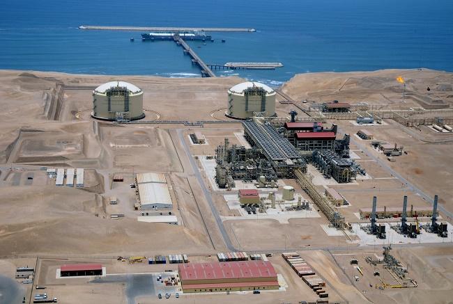 Terminal portuario melchorita-RM