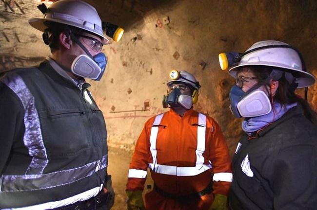 minería cornavirus