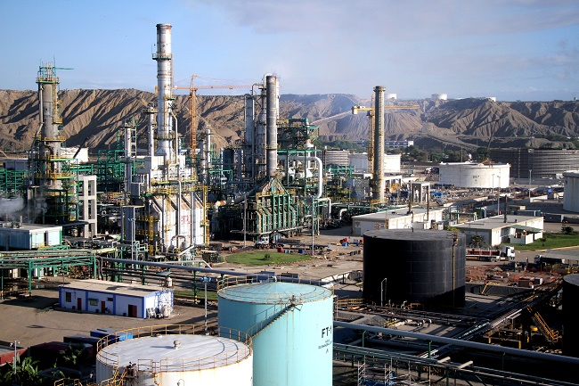 refinería de talara- RM