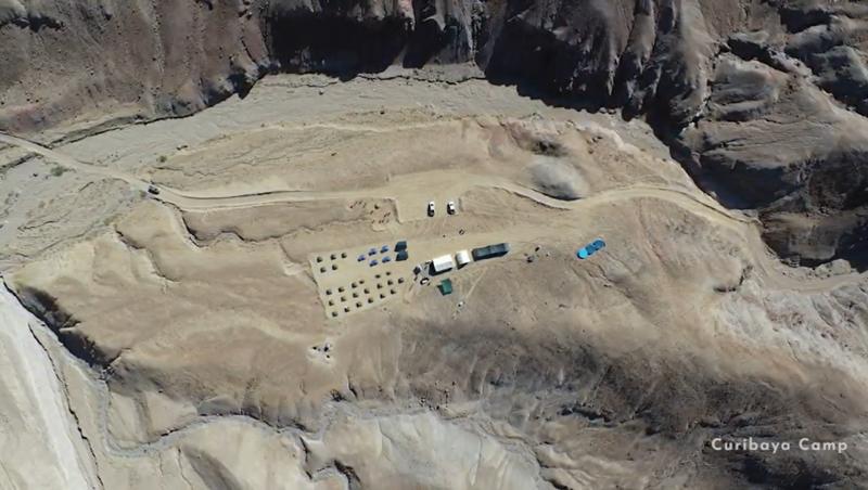 La compañía perforará hasta 40 pozos desde 20 plataformas en un área de 473 hectáreas